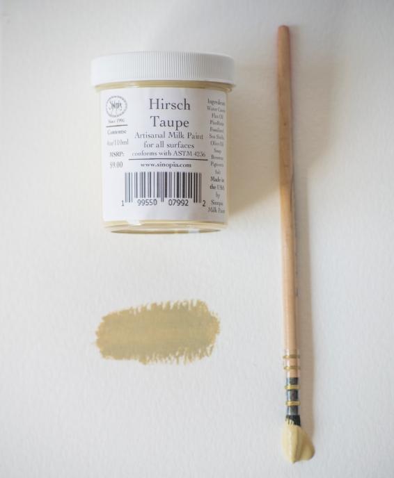 Sinopia Pigment